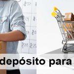 Habilitar un depósito para venta online