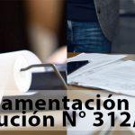 Nueva reglamentación de la AGIP. Resolución N° 312/2020